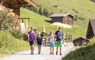 De mooiste wandelingen in de Zillertal Arena