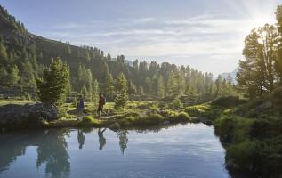 Paznaun: de mooiste wandel- en fietsroutes op een rijtje
