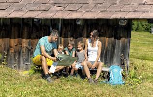 6 tips voor een zomervakantie met kinderen in het Bregenzerwald