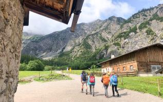 Wandelen Achensee: 5 tips