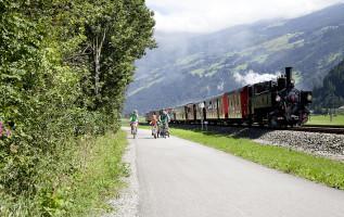 Zillertal Radweg: ontspannen fietstocht door het Zillertal