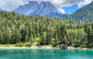 Wandelen Biberwier: rondje om de Blindsee (1093 meter)