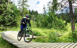 Nieuw Learn to Ride Park in Saalbach opent 21 mei