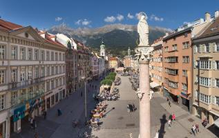 De leukste bezienswaardigheden in Innsbruck voor je zomervakantie