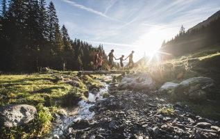 De leukste wandeltips voor families in Saalbach Hinterglemm