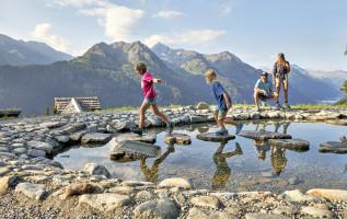 6 tips voor een zomervakantie met kinderen in Kappl