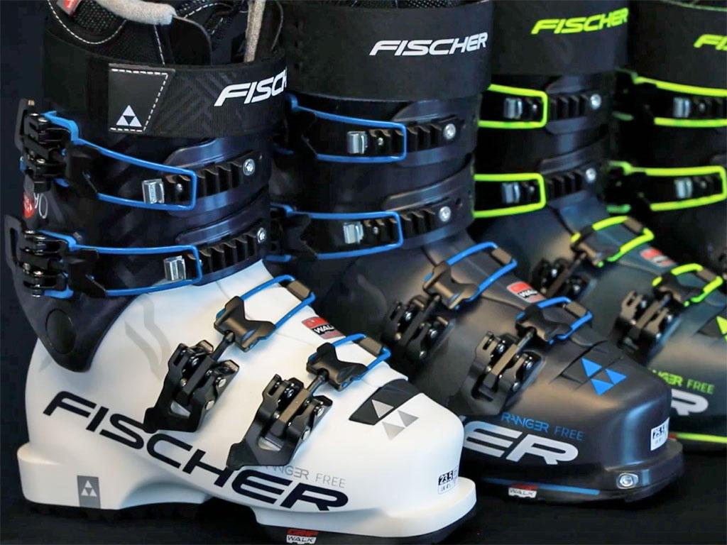 60b85e0f0b8 Ook skischoenen worden constant doorontwikkeld om ze lichter, comfortabeler  of stijver te maken. De nieuwste modellen zijn onlangs gepresenteerd ...