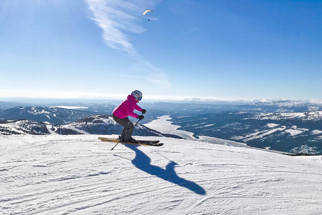 Skiën Are