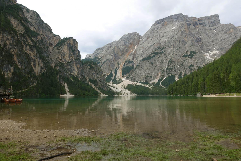 Wandelen in de Dolomieten bij Lago di Braies