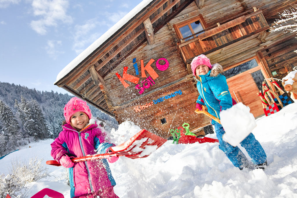 Kinderland Kornkammer (KiKo) in Söll