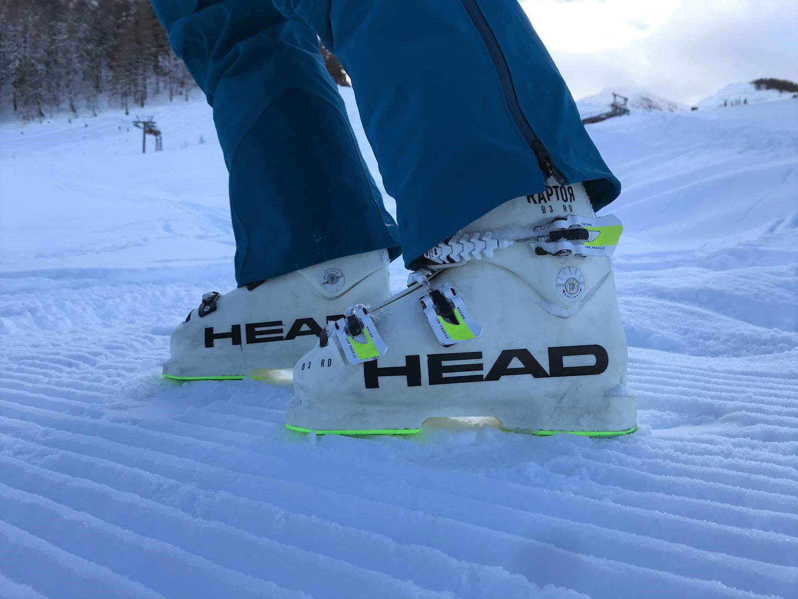 Good ski boots from Head