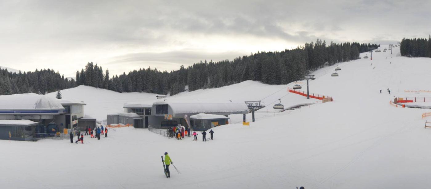 Zillertal Arena skigebied