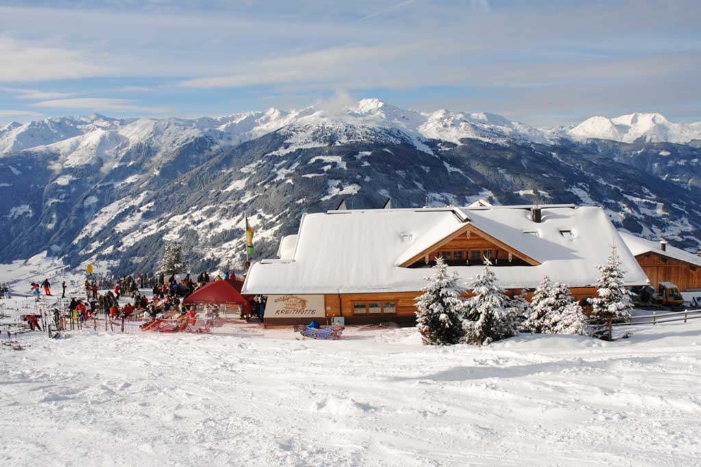 Kreithütte Zillertal Arena