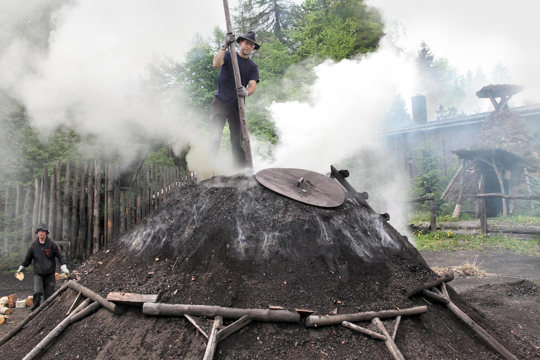 Houtskoolbranderij Wernigerode