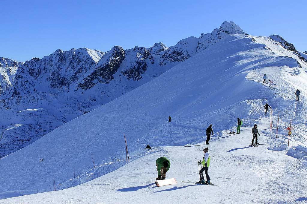 Skiën Zakopane