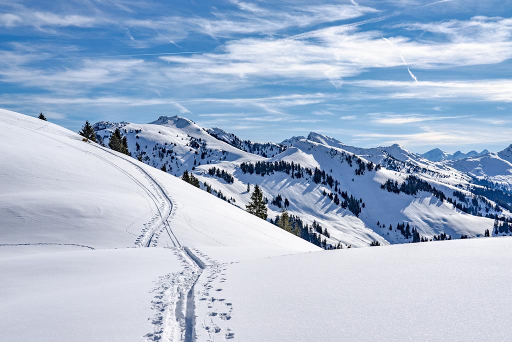 Landschap Kitzbühel