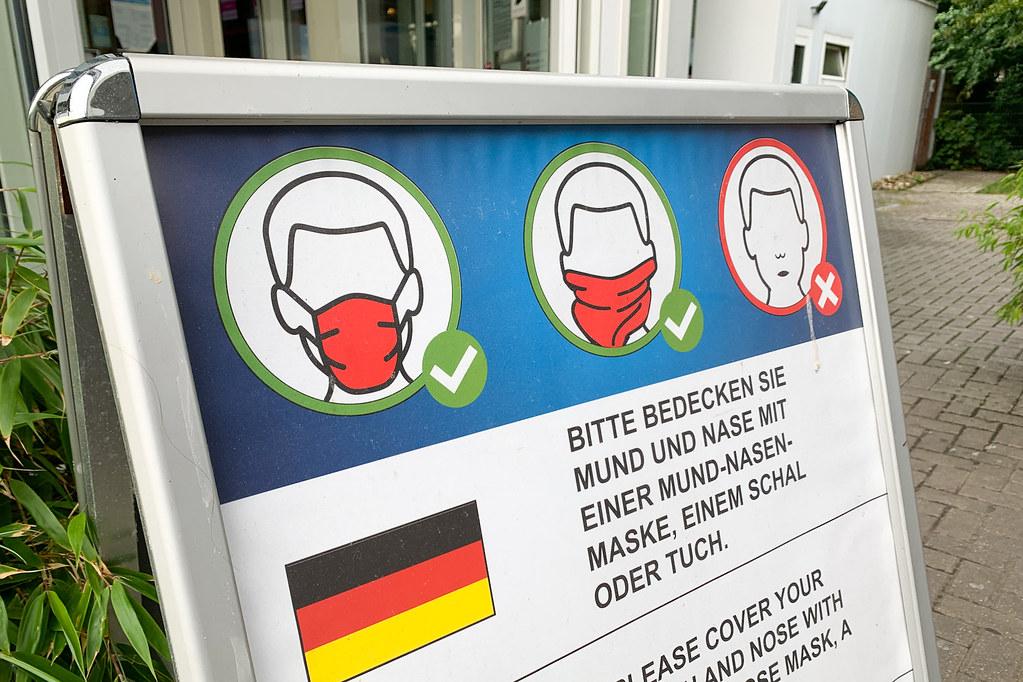 Mundschutzpflicht Deutschland