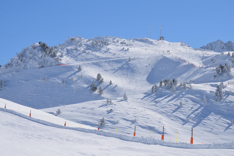 Skigebied Baqueira Beret