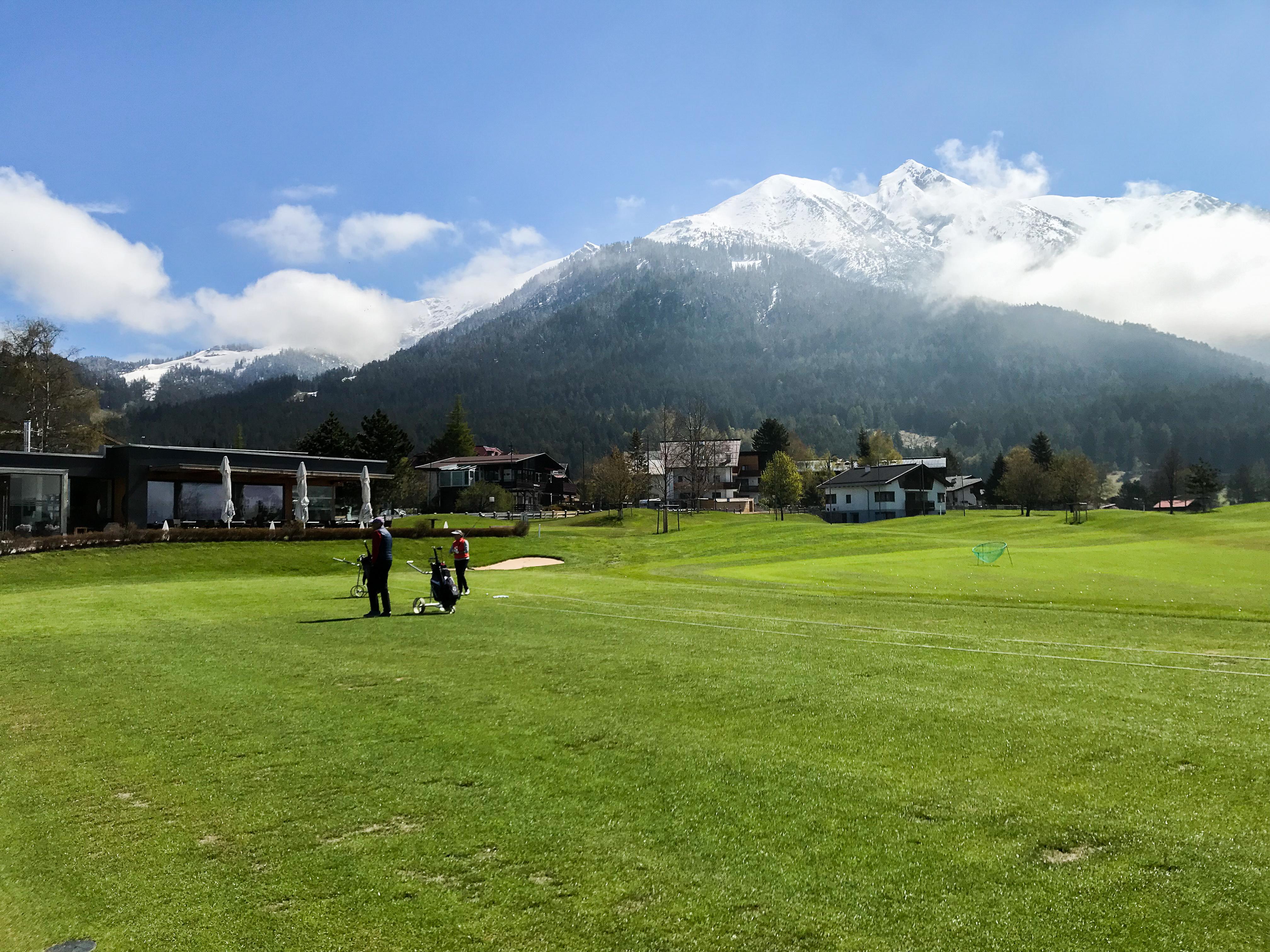 Golfen Seefeld Tirol