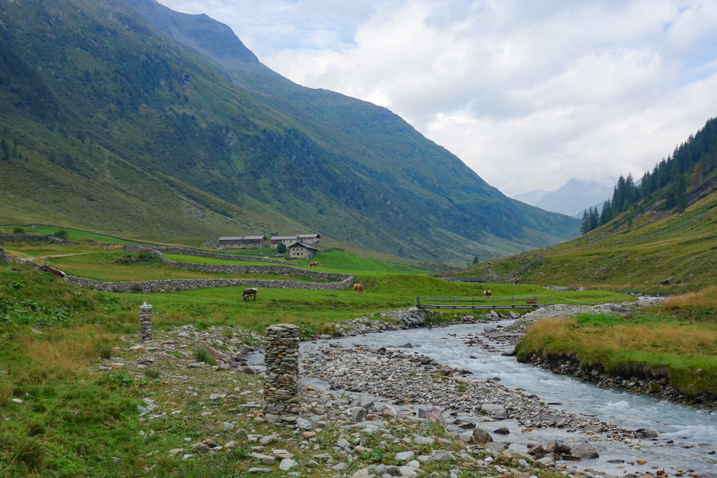 Wandelen in het Defereggental Osttirol