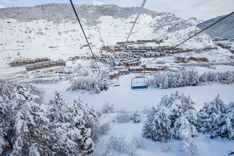 Wintersport in GrandValira Andorra
