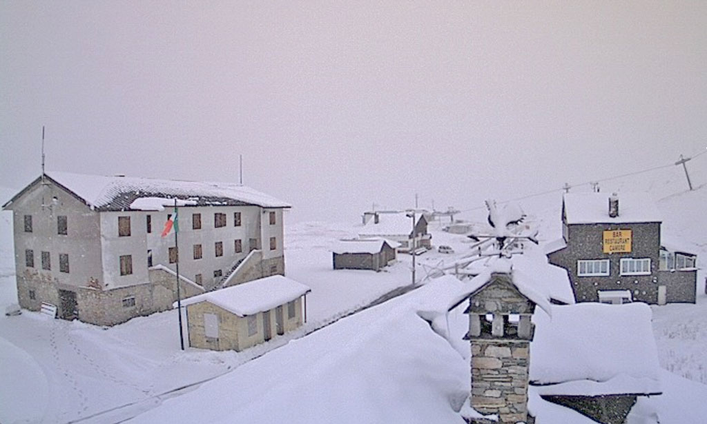 Webcam La Rosiere
