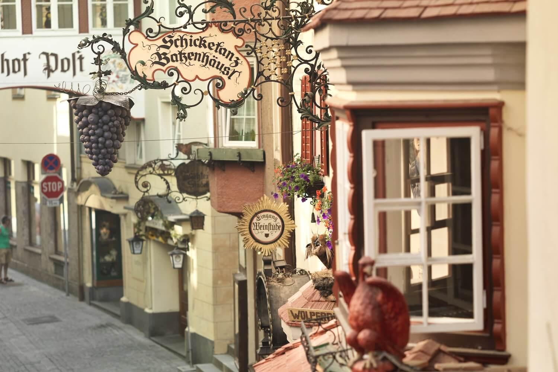 kufstein oude stad