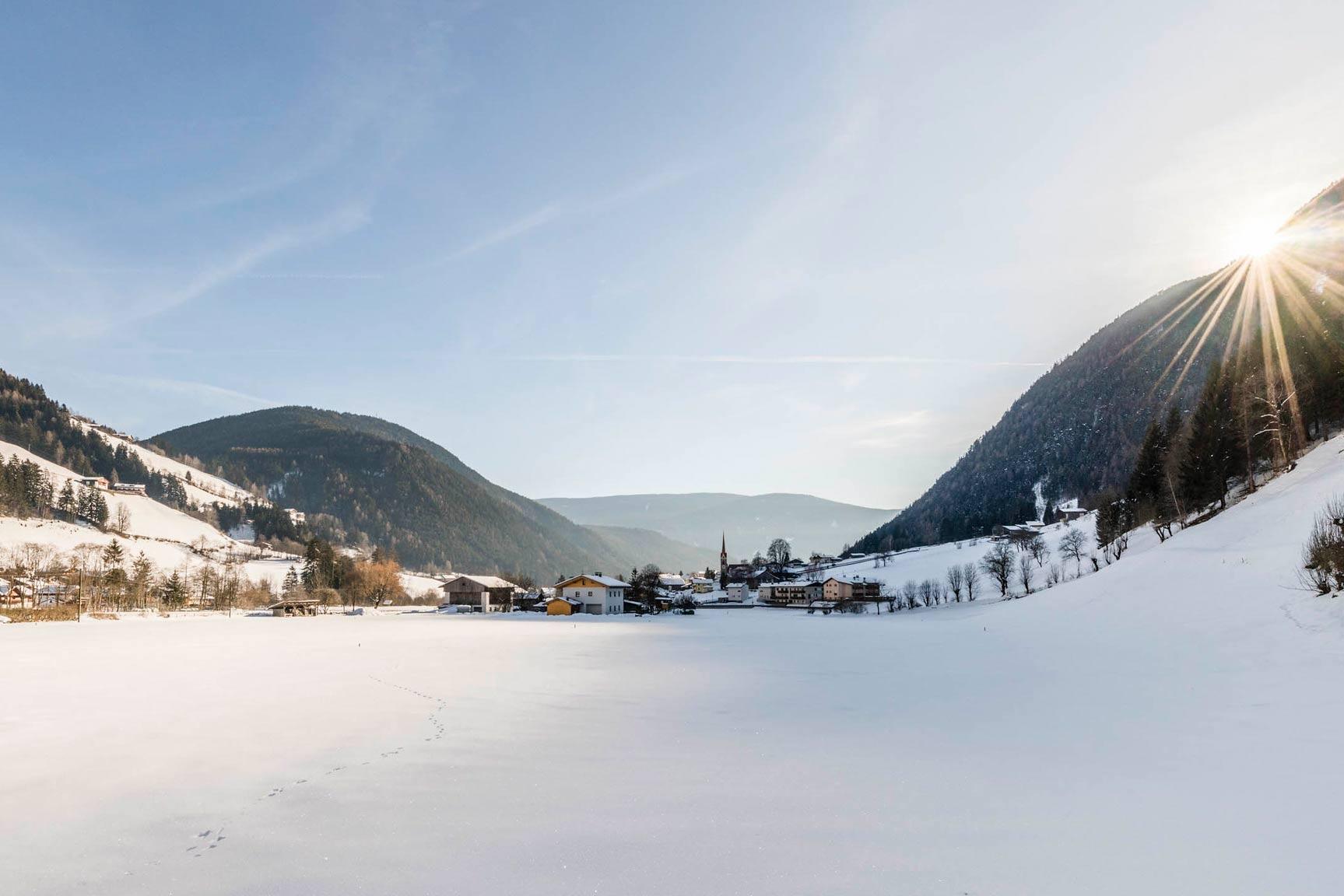 Wintersport in Gitschberg Jochtal