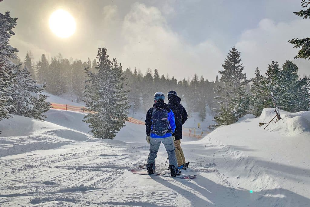Snow overview: When can you expect snow in the Alps?