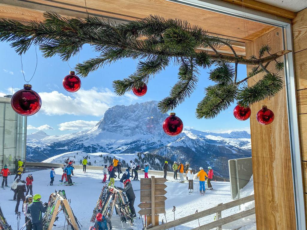 Kerst in de Alpen