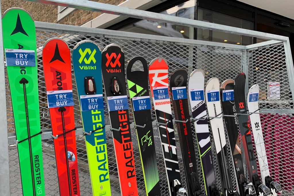 Type Ski's