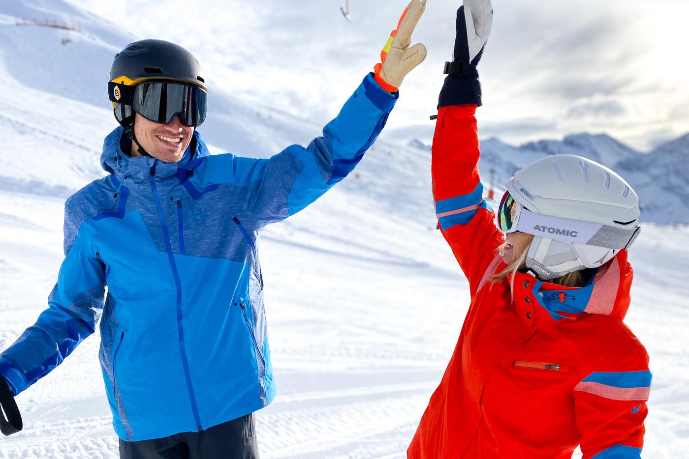 high five wintersport