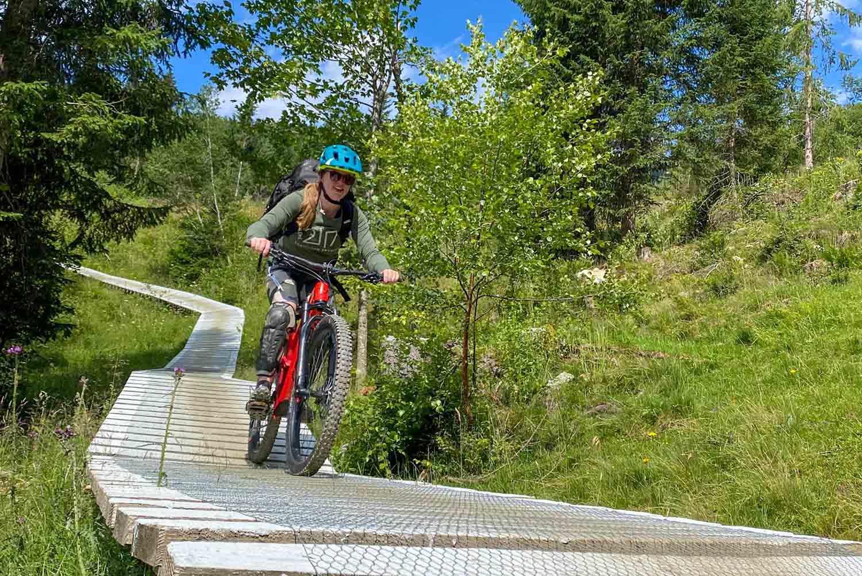 blauwe isskogel trail