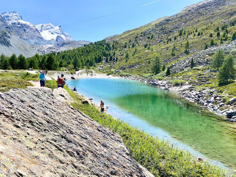 Grünsee Zermatt