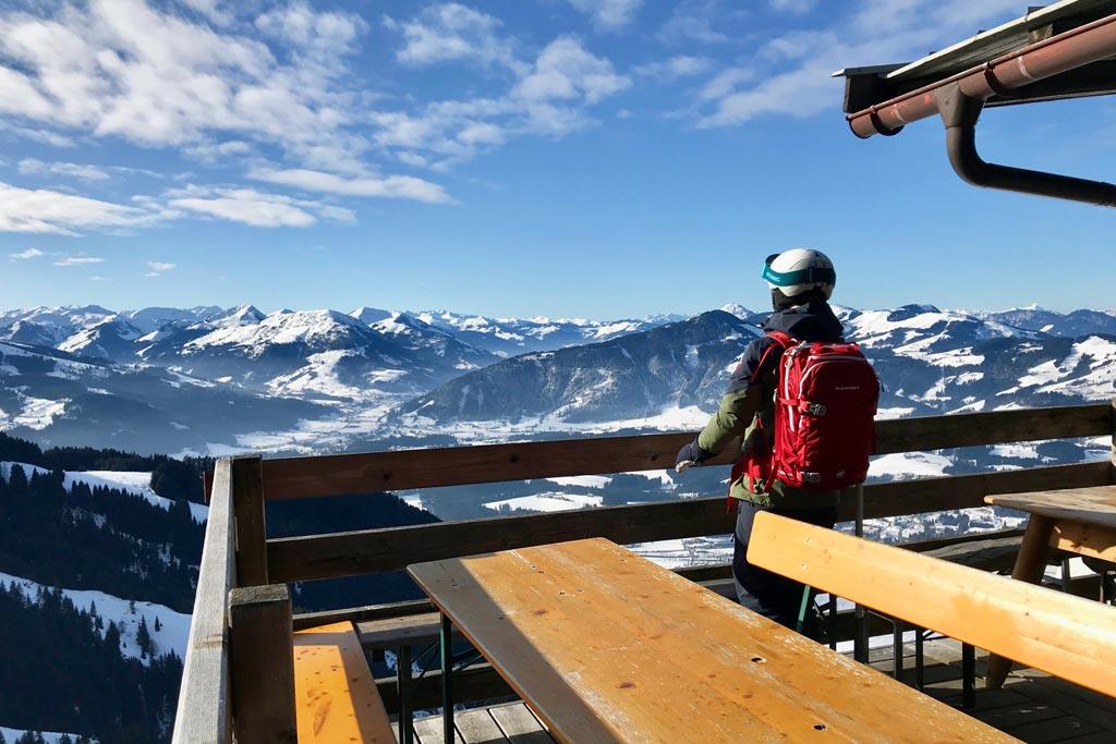De Stanglalm in St. Johann in Tirol