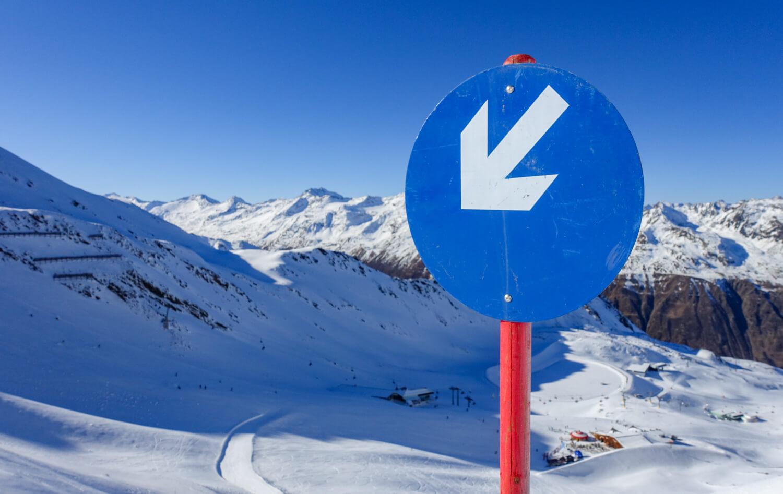 Skigebieden in Oostenrijk met veel blauwe pistes