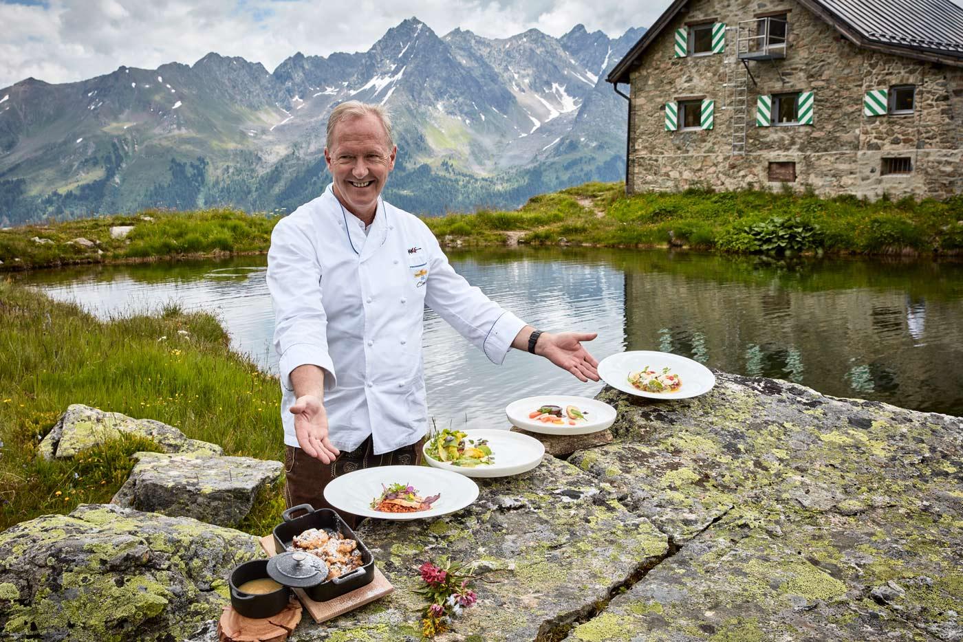 Gerechten Culinaire Jacobsweg