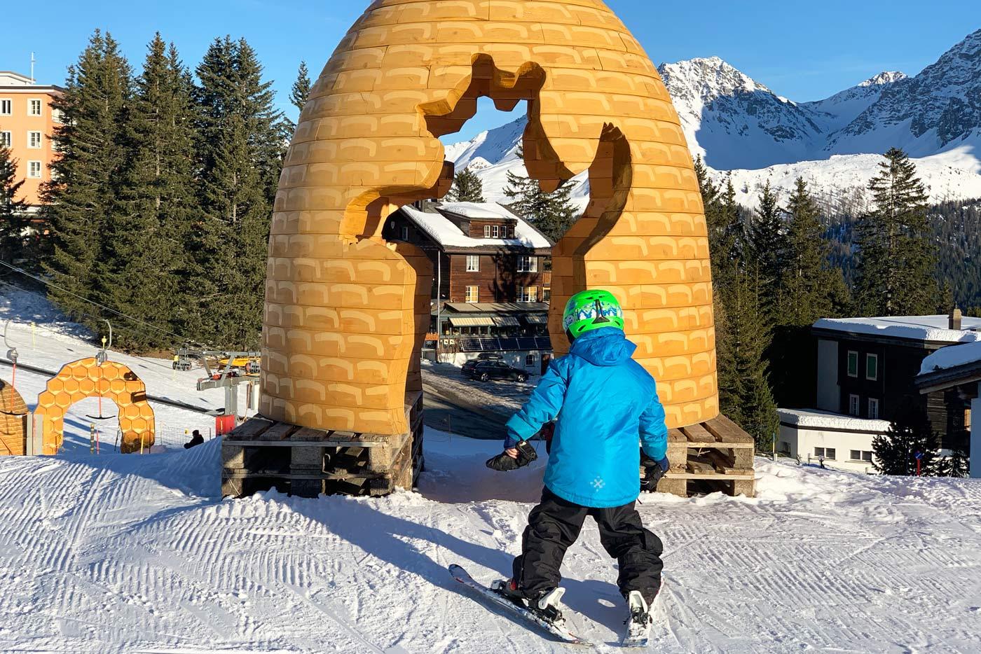domaine skiable familial