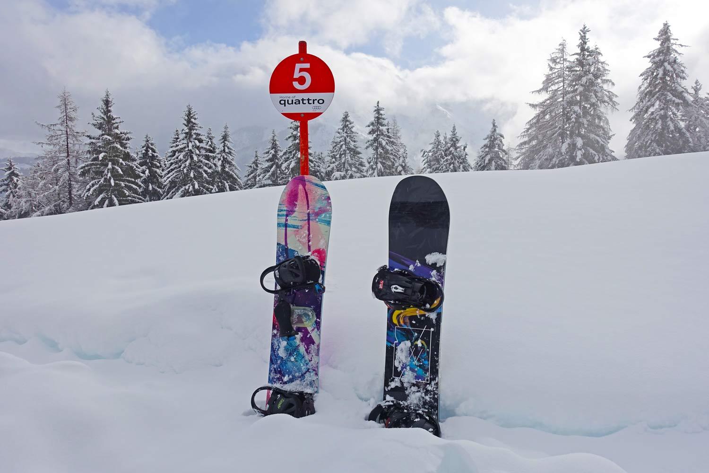 tips beginnende snowboarders