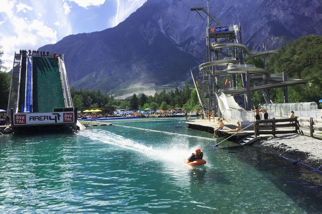 Waterpark Oostenrijk Innsbruck