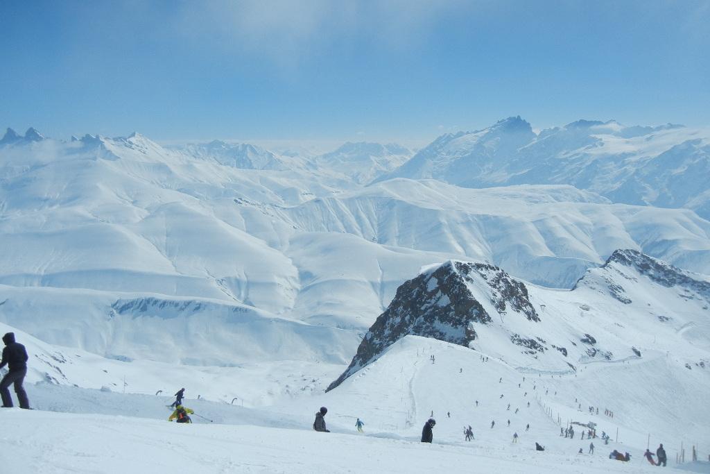 La Sarenne Alpe d'Huez