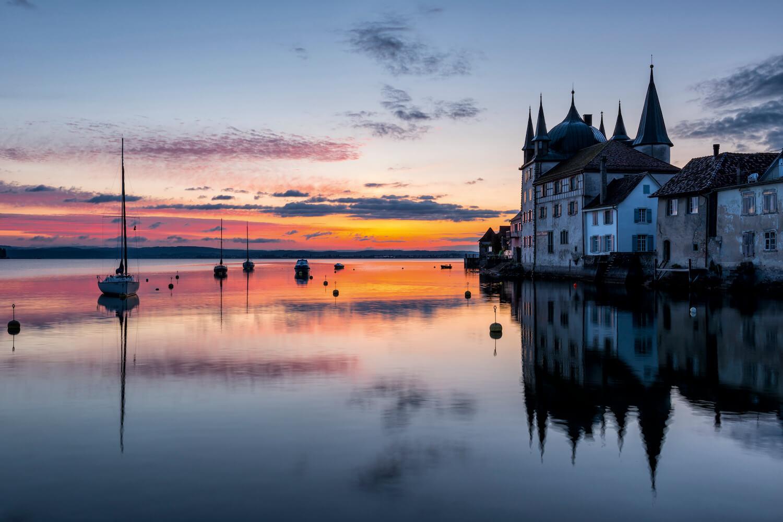 kastelen Zwitserland