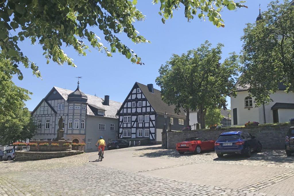 Hallenberg Sauerland