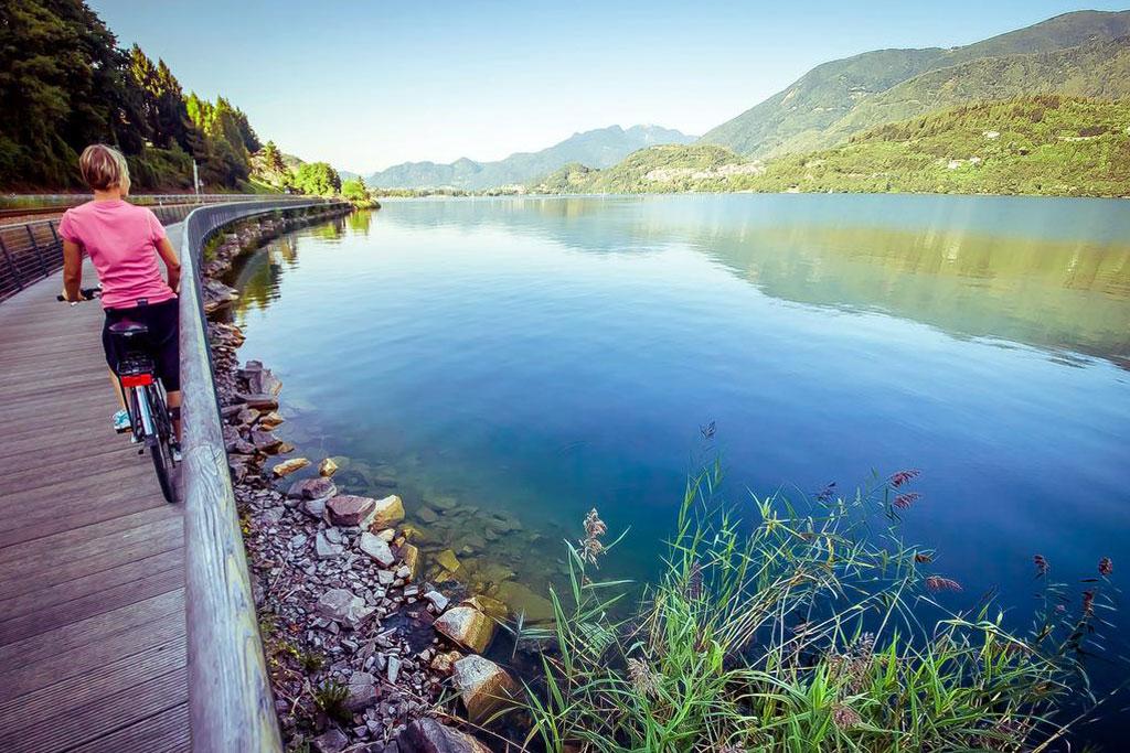 Lago di Caldonazzo Trentino