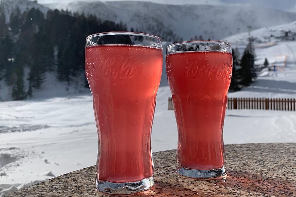 Skiwasser Das Skifahrer Getrank Nr 1