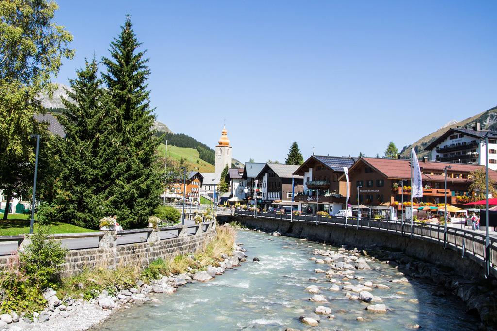 Lech am Erlberg