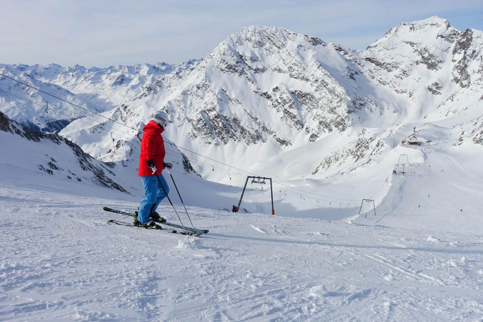corona wintersport Oostenrijk 2021/2022
