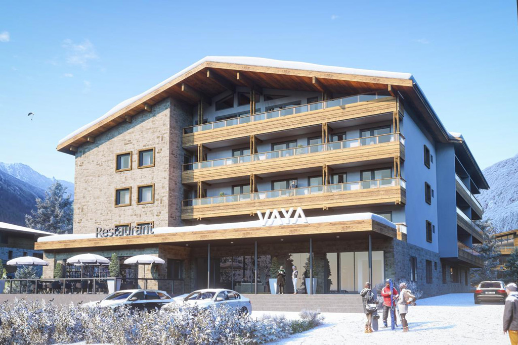 Vaya Resort Galtür