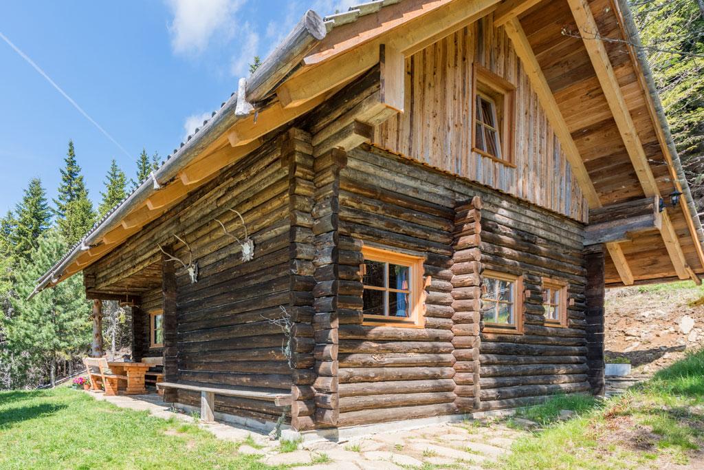 boshut alm hout