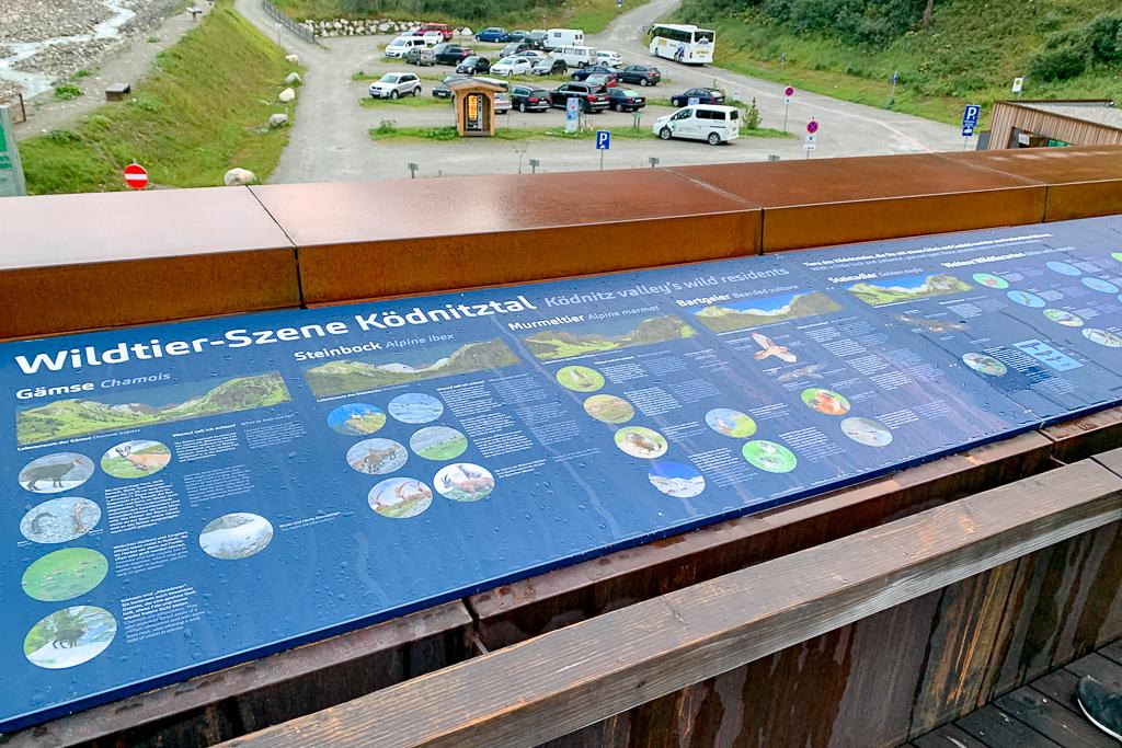 Informatie Big Five National Park Hohe Tauern